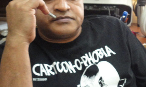 Zunar receives compensation from Malay gov't