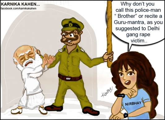 Cartoon #1_karnika_Call brother2