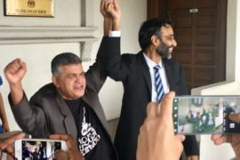 Zunar free at last as sedition charges are dropped